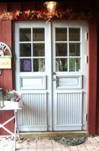 Entrén till Rotviks kontorshotell