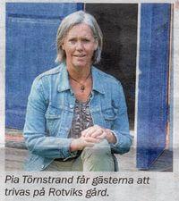 Rotviks Gård i de lokala nyheterna