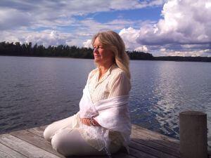 Yogakurs på Rotvik